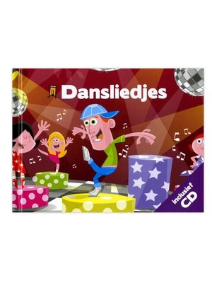 Kids Marketeers Kids Marketeers - Boek & CD - Dansliedjes