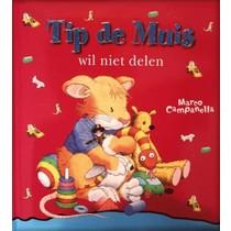 10P - Boek - Tip de muis - Wil niet delen