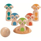 Plan Toys Plantoys - Kegelspel - Meerkat