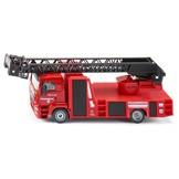 Brandweer - Ladderwagen - 1:50 - Siku