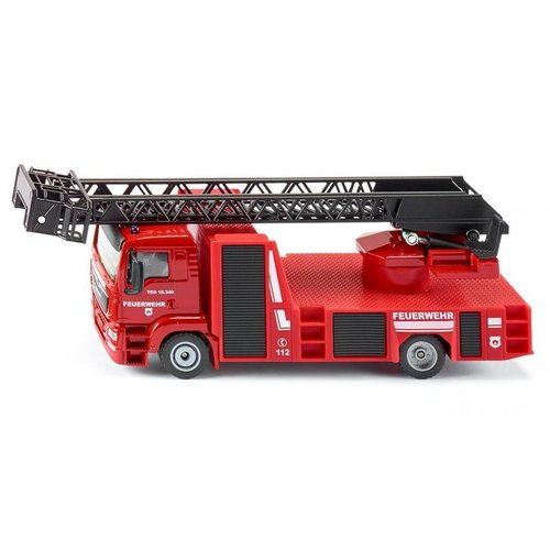 Siku Brandweer - Ladderwagen - 1:50 - Siku