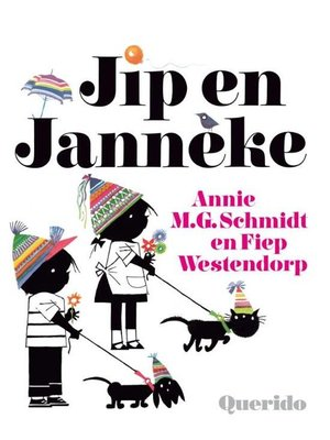 Querido Querido - Boek - Jip en Janneke - Verhalenboek