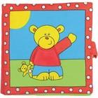 Galt Galt - Zacht boek - Teddy - Overdag