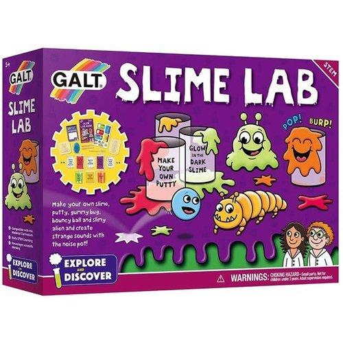 Galt Experimenteerset - Slime lab - 18dlg.