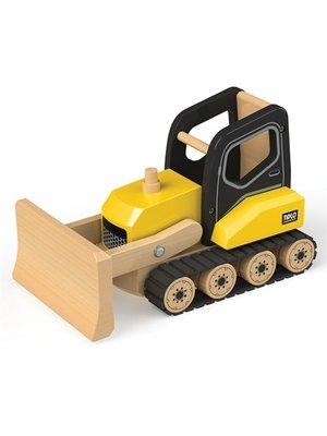 Tidlo Tidlo - Auto - Bulldozer - Hout