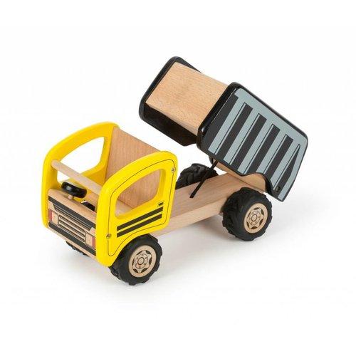 Tidlo Auto - Kiepwagen - Hout