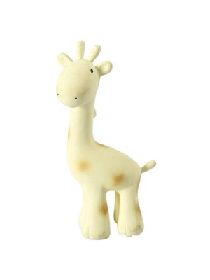 Rammelaar / badspeeltje - Giraf - Rubber