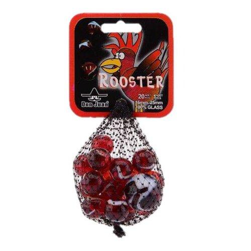 Don Juan - Knikkers rooster - 21st.