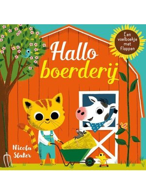 Gottmer Gottmer - Boek - Flapjesboek - Hallo boerderij