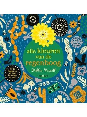 Boek - Alle kleuren van de regenboog