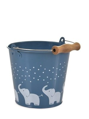Egmont Egmont Toys - Emmer - Olifant - Metaal - Rood of blauw - Willekeurig geleverd