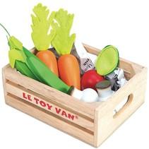Le Toy Van - Kratje met groente - Honeybake