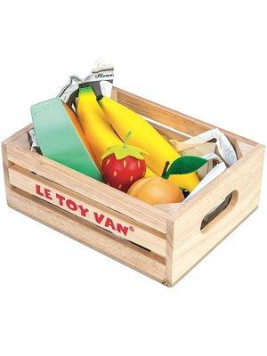 Le Toy Van Speelgoedeten - Fruit - In kratje
