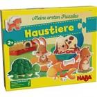 HABA Haba - Mijn eerste puzzels - Huisdieren - 2/3/4st. - 2+