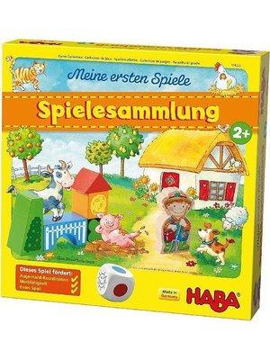 Haba Haba - Mijn eerste spellen - Spellenverzameling - Boerderij - Met Nederlnadse handleiding