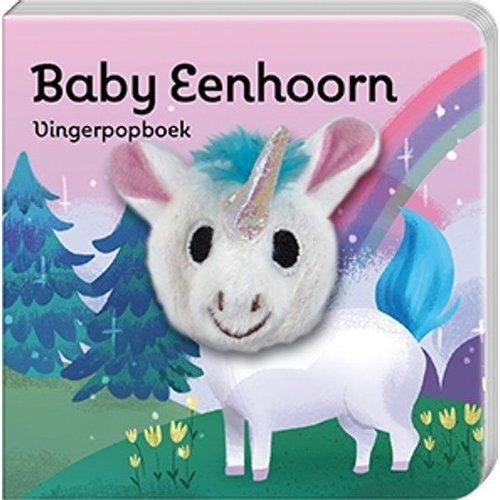 Imagebooks Imagebooks - Vingerpopboek - Baby eenhoorn