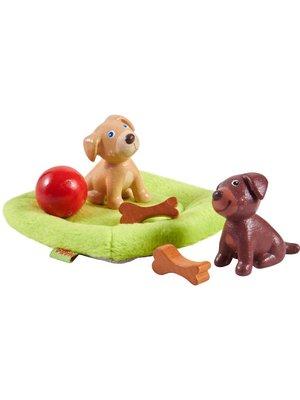 Haba Haba - Poppenhuis - Little friends - Puppy's