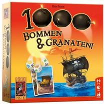 999 Games - 1000 Bommen & granaten - 8+