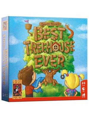 999 Games Kaartspel - Best treehouse ever - 8+