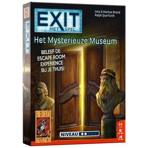 999 Games 999 Games - Exit - Het mysterieuze museum - 10+