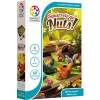 Squirrels go nuts - IQ spel - 6+