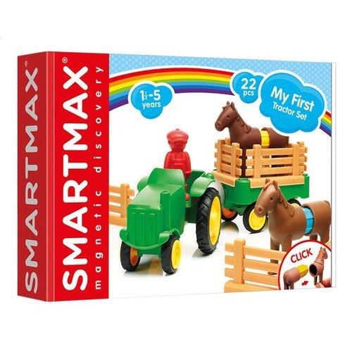 Smartmax Mijn eerste tractorset - SmartMax