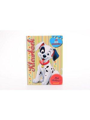 Disney Kleurboek - 101 Dalmatiërs - Met stickers