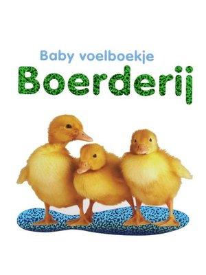Veltman Veltman - Boek - Baby Voelboekje - Boerderij