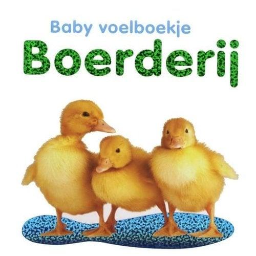 Veltman Boek - Baby voelboekje - Boerderij