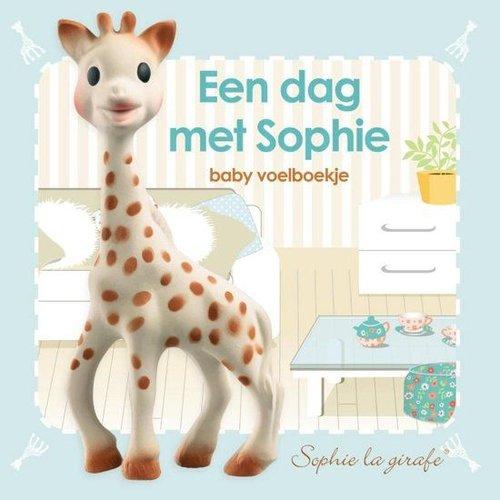 Veltman Veltman - Boek - Baby Voelboekje - Een dag met Sophie