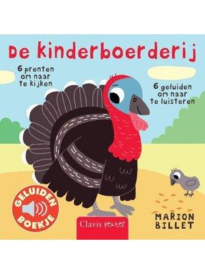 Clavis Boek - De kinderboerderij - Met geluid