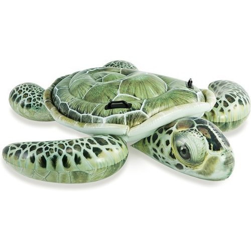 Intex Opblaasfiguur - Zeeschildpad - Ride on