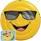 Intex Intex - Smiley - Zwemmatras - Opblaaseiland emoticon - 173x27cm.