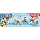 Bumba - Puzzel - Dokter - Hout - 4st.
