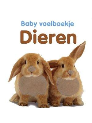 Veltman Boek - Baby voelboekje - Dieren
