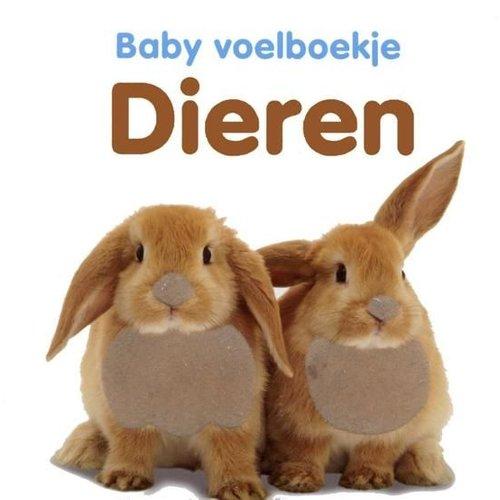 Veltman Veltman - Boek - Baby Voelboekje - Dieren