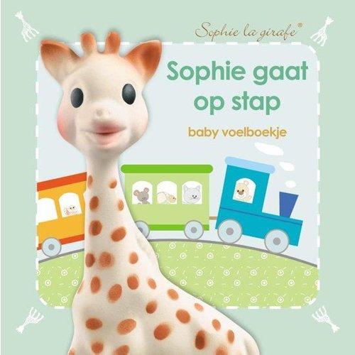 Veltman Boek - Baby voelboekje - Sophie gaat op stap