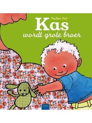 Clavis Clavis - Boek - Kas wordt grote broer