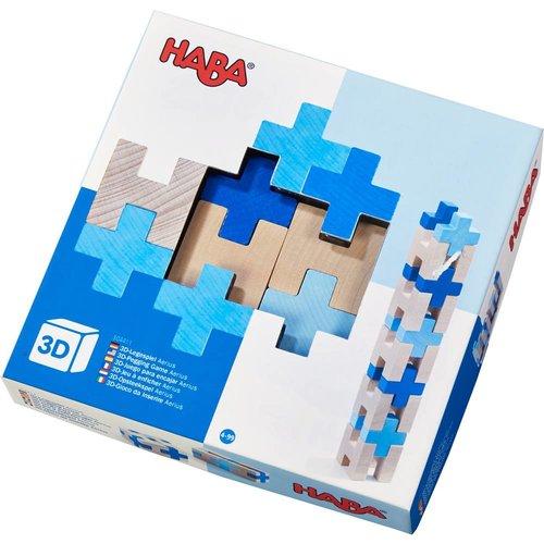 Haba Haba - Spel - 3D compositiespel - Aerius