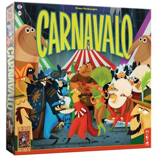 999 Games 999 Games - Carnavalo - Bordspel - 10+