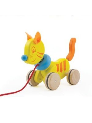 Pintoy Pintoy - Trekfiguur - Kat