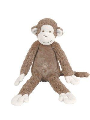 Happy Horse Happy Horse - Knuffel - Monkey Mickey - Clay - no.2