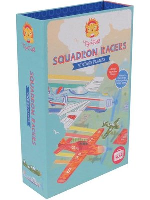 Knutselset - Vliegtuigen maken - Vintage - Foam
