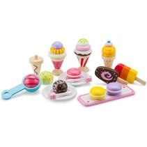 New Classic Toys - Speelset - IJsjes