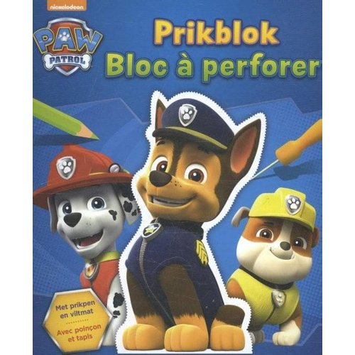 Deltas Prikblok - Paw Patrol - Incl. mat & pen