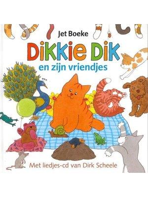 Gottmer Boek - Dikkie Dik en zijn vriendjes - met CD