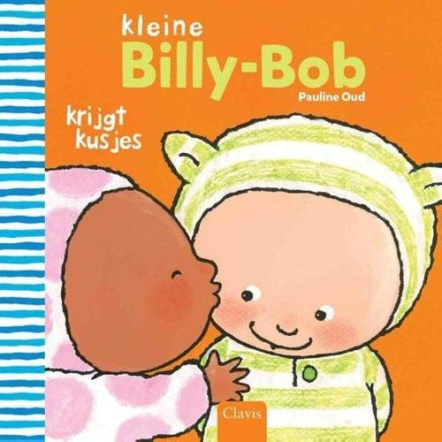 Clavis Clavis - Boek - Kleine Billy - Bob krijgt kusjes