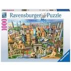 Ravensburger Ravensburger - Puzzel - Bezienswaardigheden van de wereld - 1000st.
