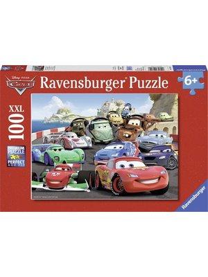Ravensburger Puzzel - Cars - 100st. - XXL