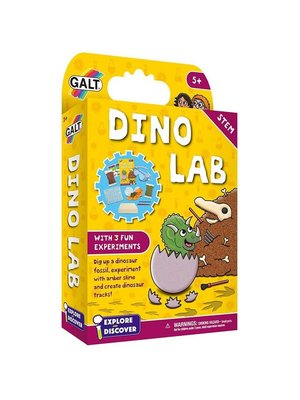 Galt Galt - Dino labaratorium